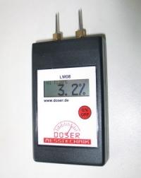 Máy đo độ ẩm gỗ, bìa carton LM08
