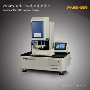 Máy kiểm tra tốc độ hấp thụ của băng vệ sinh PN-SPA