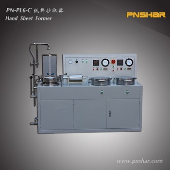 Máy xeo giấy thử nghiệm PN-PL6C