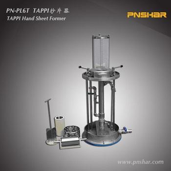 Máy xeo giấy thử nghiệm theo tiêu chuẩn Tappi PN-PL6T