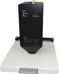 Máy kiểm tra chất lượng in của giấy IAS Emco