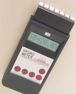 Máy đo độ ẩm bìa giấy, ống lõi giấy DM7-AL